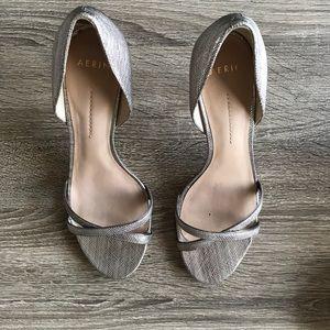 Aerin heels. Worn once.